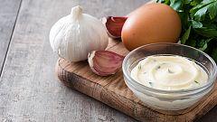 Receta de alioli sin huevo