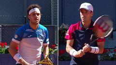Tenis - ATP Mutua Madrid Open: Roberto Bautista - Marco Cecchinato
