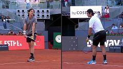 Tenis - ATP Mutua Madrid Open: Dominic Thiem - Marcos Giron
