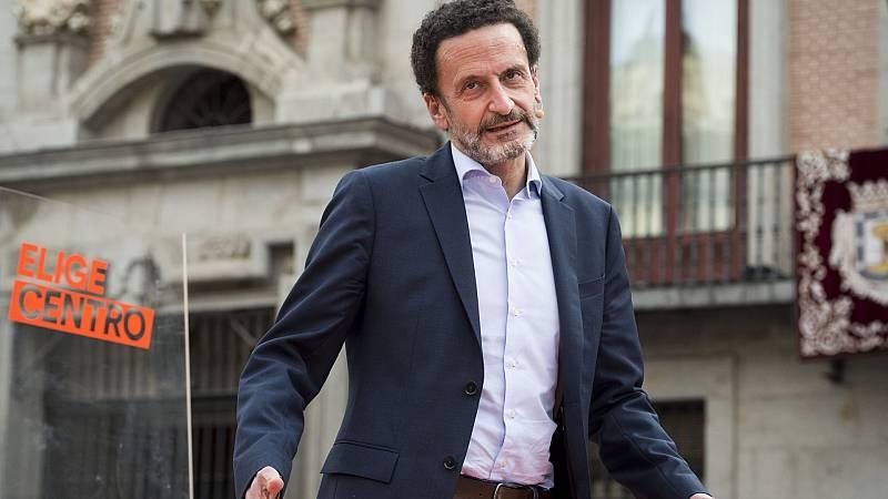 """Edmundo Bal, tras quedar fuera de la Asamblea: """"Ha perdido la moderación y sensatez"""""""
