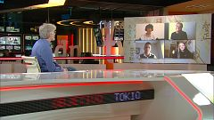 Objetivo Tokio - Programa 155: Integrantes Relevo español mixto 4x400 metros