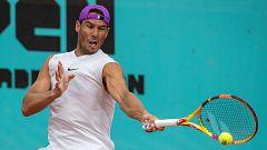 Nadal debuta en el Mutua Madrid Open ante Carlos Alcaraz