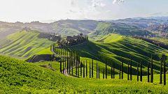 La Italia oculta - El desierto de Acona y Crete Senesi