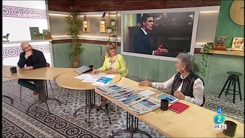 Cafè d'idees - Esperanza Aguirre, eleccions 4M a Madrid i ONG Karibia
