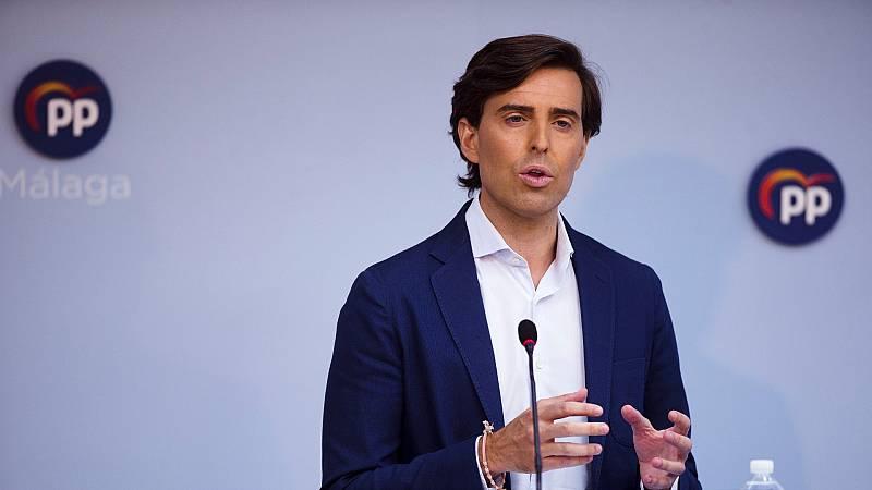 """Montesinos dice que Ayuso gobernará """"en solitario y con las manos libres"""" y da a Sánchez por """"derrotado"""""""