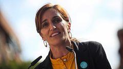 """García cree que el resultado de Más Madrid es """"extrapolable"""" a España: """"Es un espacio verde y feminista que no tiene techo"""""""