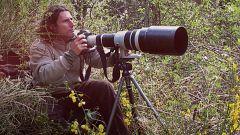 Detrás del instante - Andoni Canela, fotógrafo especialista en fauna ibérica