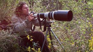 Andoni Canela, fotógrafo especialista en fauna ibérica