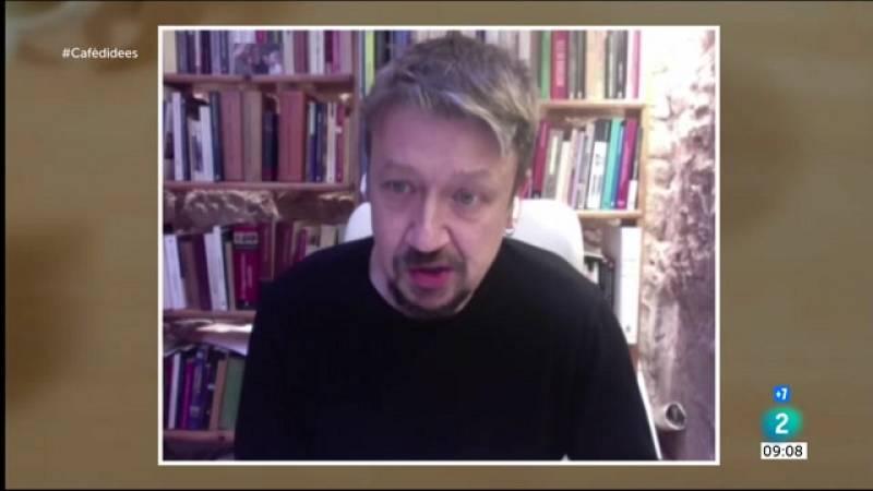 """Cafè d'idees - Xavier Domènech: """"La transició a Podemos serà complicada"""""""