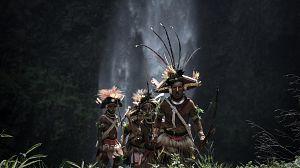 Papúa Nueva Guinea en el recuerdo