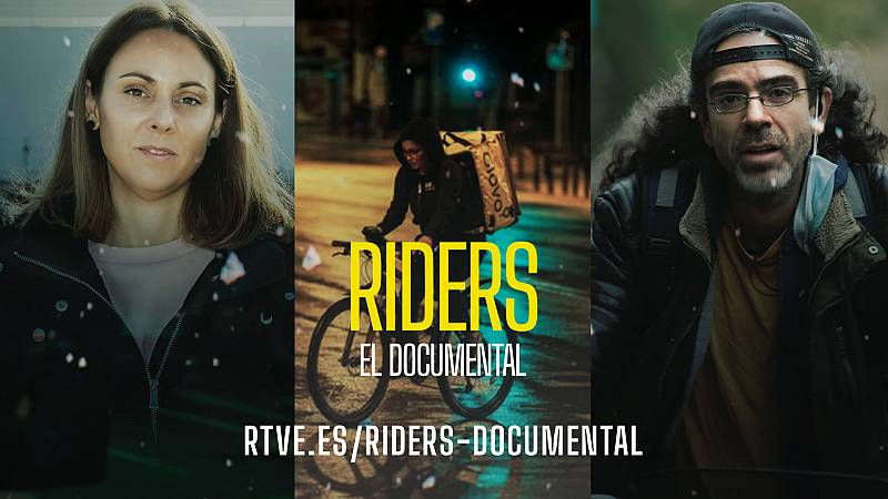 Tráiler de 'Riders, el documental'