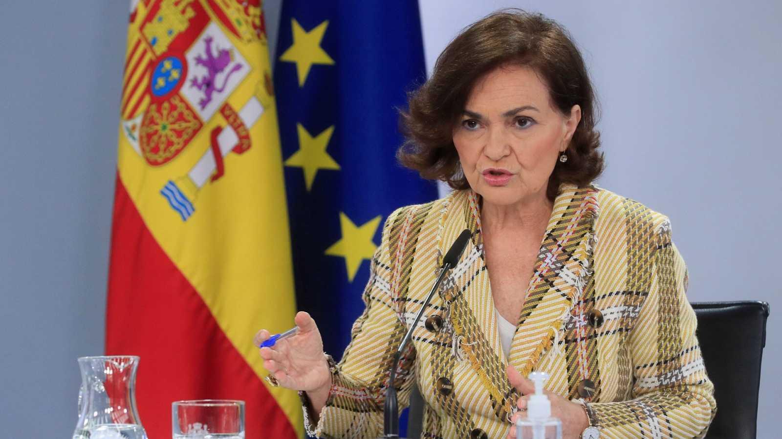 """Calvo: """"Casado ha permitido que Ayuso lleve el discurso más radical de la derecha española"""""""