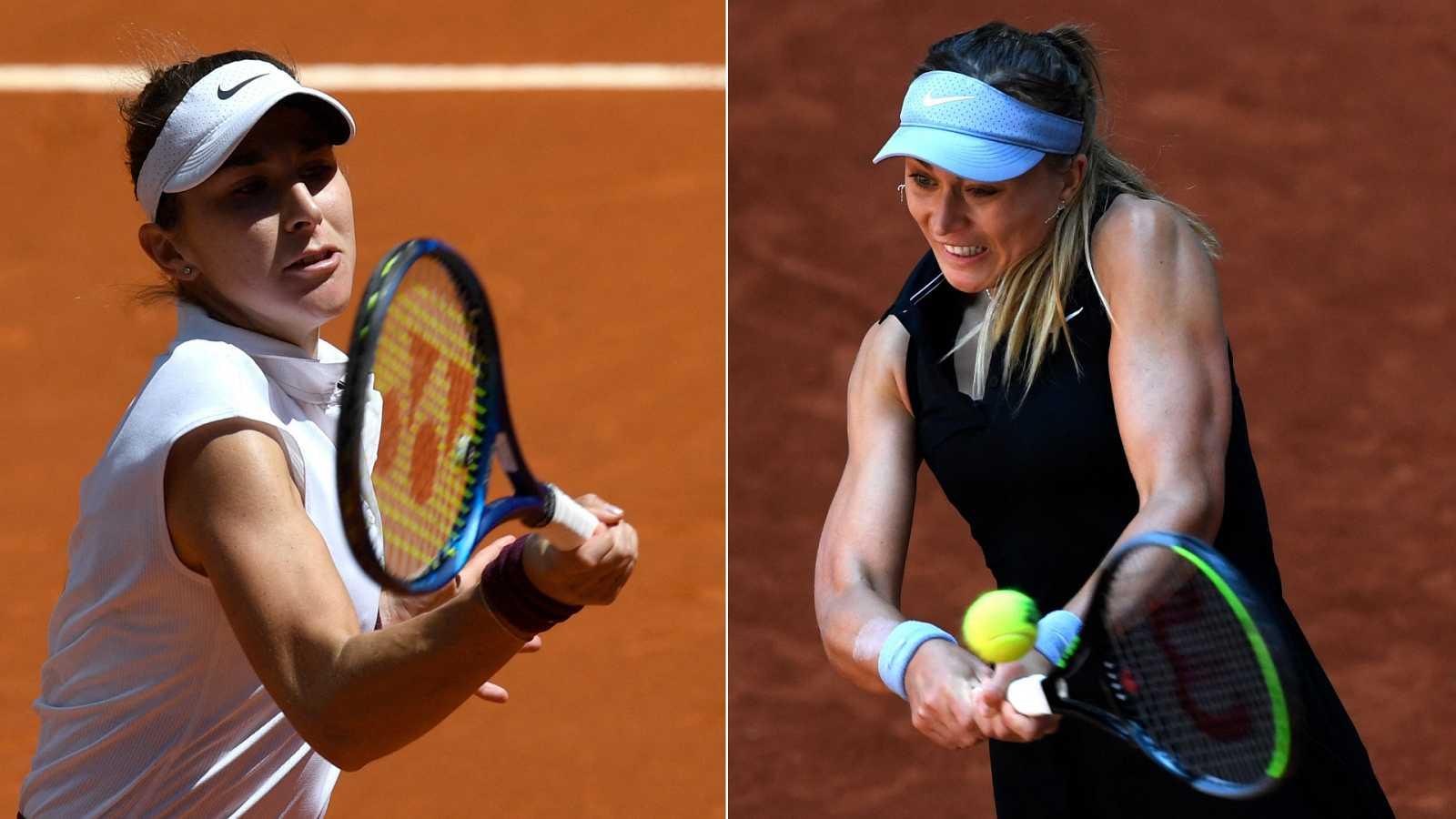 Tenis - WTA Mutua Madrid Open: Paula Badosa - Belinda Bencic - ver ahora