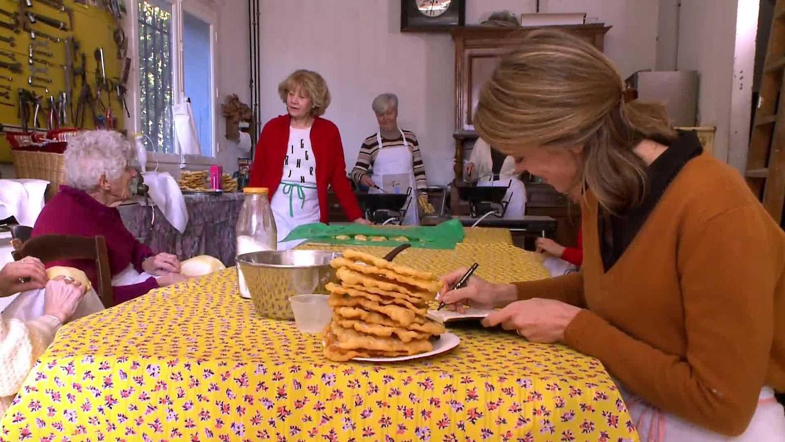 Las recetas de Julie - Cataluña del Norte - ver ahora
