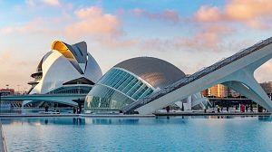 Valencianos redescubren la Ciudad de las Artes y las Ciencia