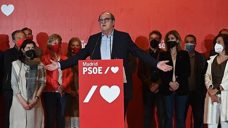 El PSOE toca suelo en las elecciones de Madrid y pierde el cinturón rojo
