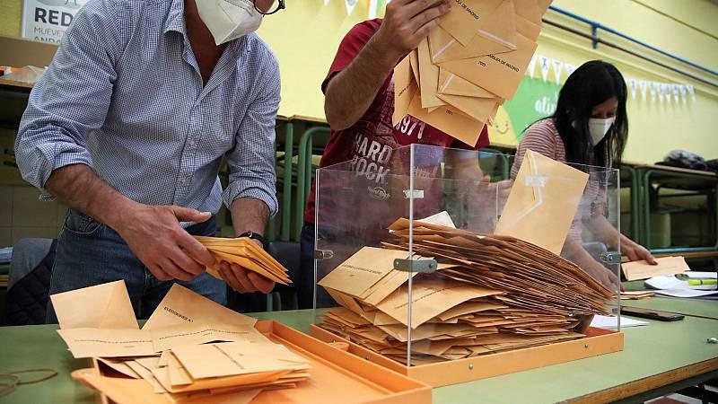 Las elecciones madrileñas registran un récord histórico de participación