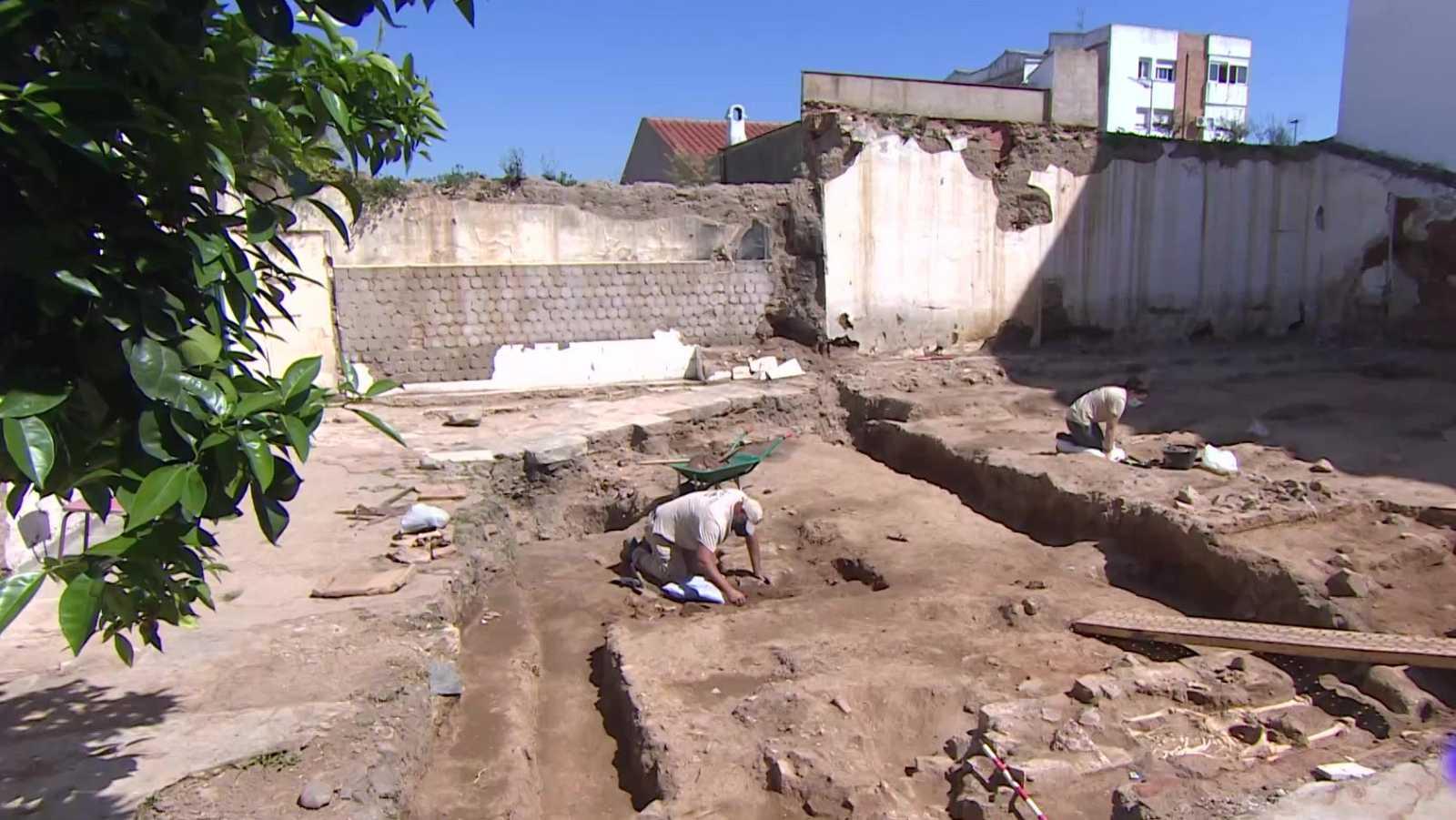 Reformar una casa en Mérida puede sacar a la luz siglos de historia