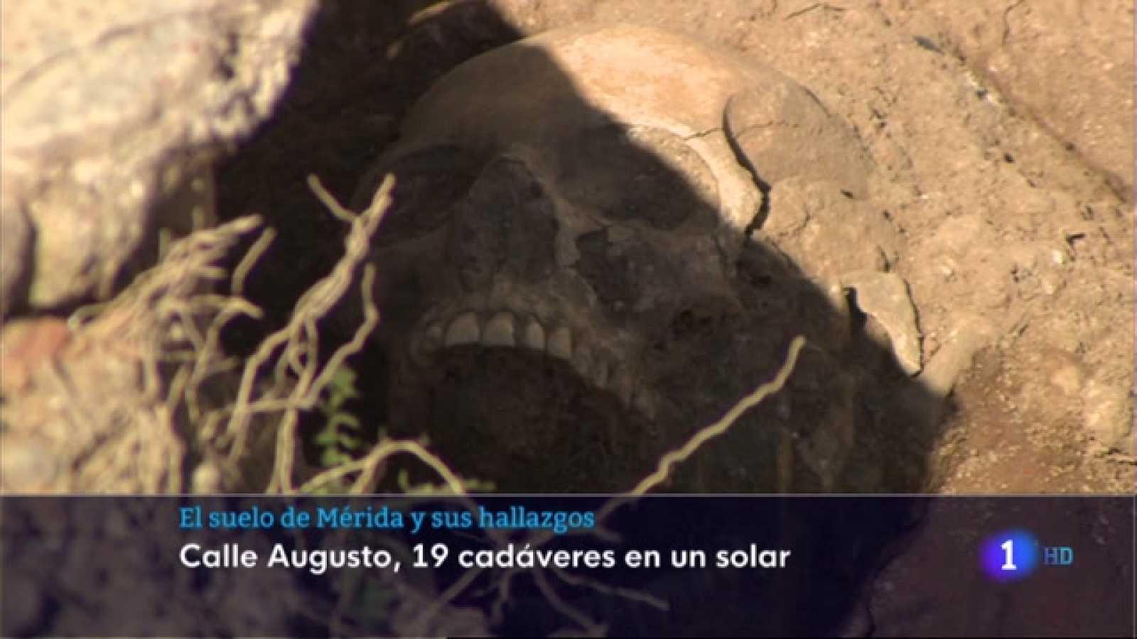 Reformar una casa en Mérida puede sacar a la luz siglos de historia - 05/05/2021
