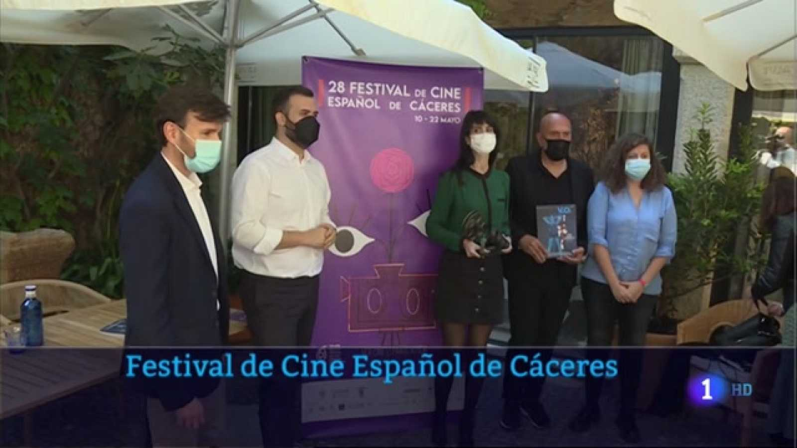 Vuelve el Festival de Cine Español de Cáceres - 05/05/2021