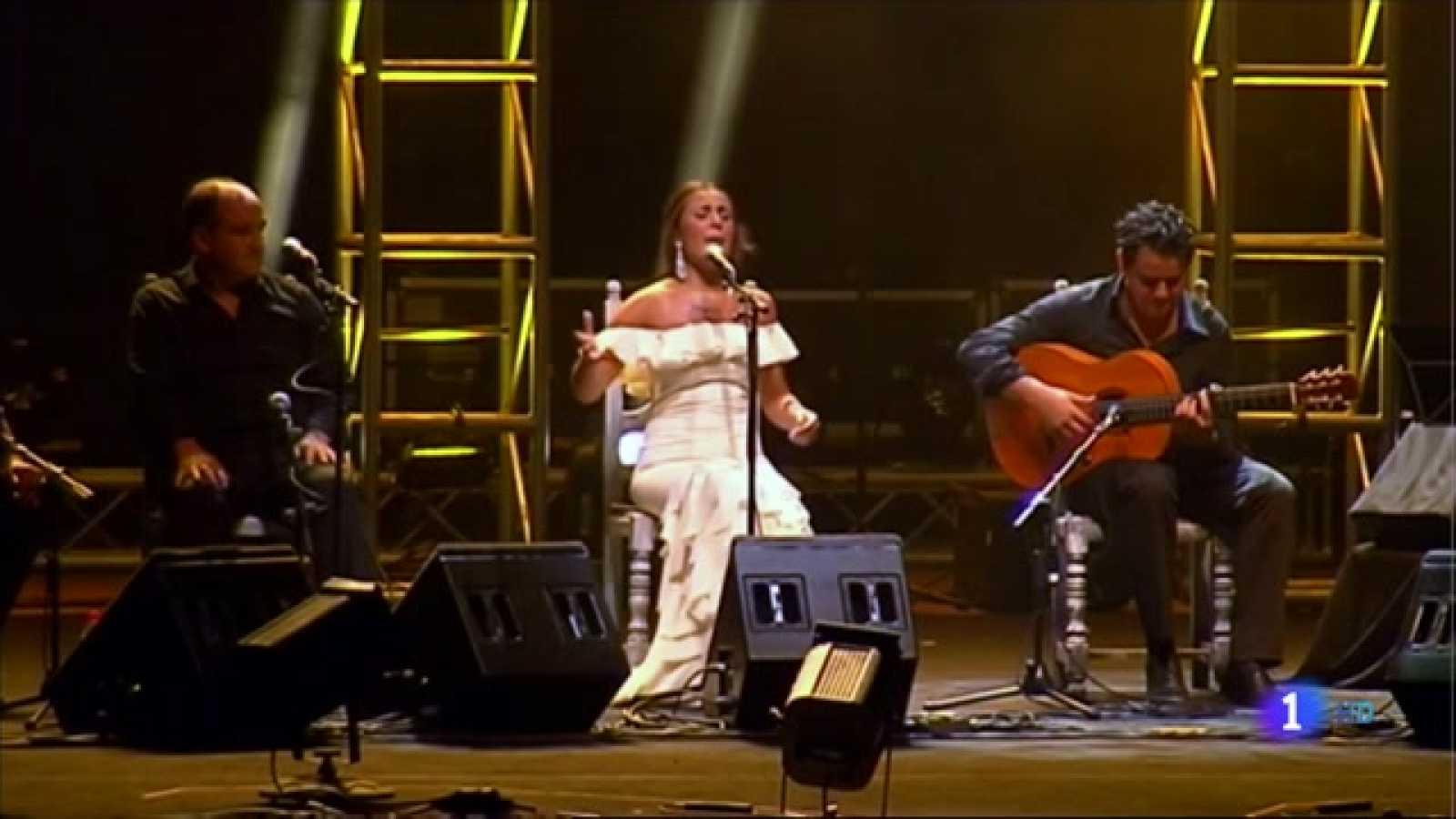 Festival Flamenco en la Plaza Alta de Badajoz - 05/05/2021