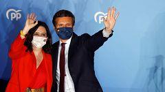 """El 'efecto Ayuso' en Madrid y el cambio de """"tablero"""" para el PP en la política nacional"""