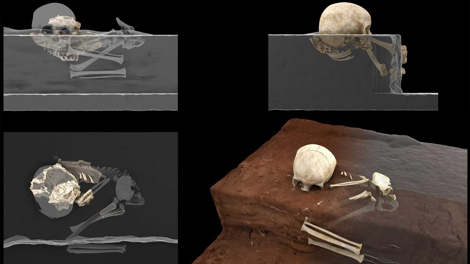 Descubren el enterramiento humano más antiguo en África, datado en 78.000 años