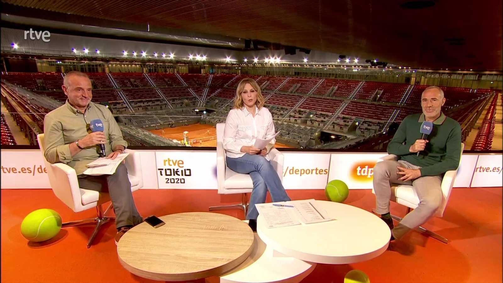 Mutua Madrid Open - Resumen diario 05/05/21 - ver ahora
