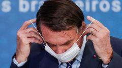 La candidatura de Bolsonaro, en el aire por su gestión en la pandemia