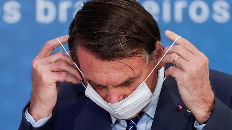 La candidatura de Bolsonaro en el aire por su gestión en la pandemia