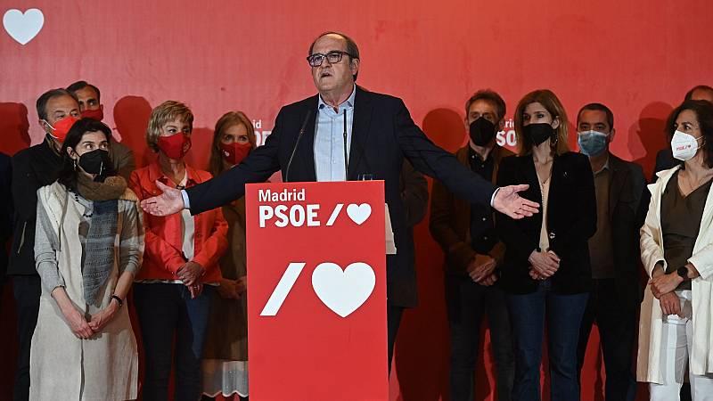 Sánchez reúne a la cúpula del PSOE para analizar los resultados electorales de Madrid