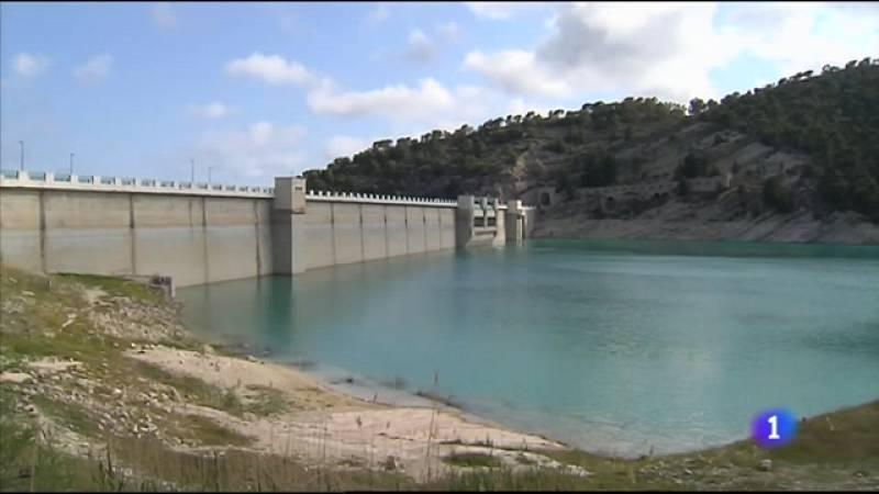 La lluvia de abril incrementa las reservas hídricas