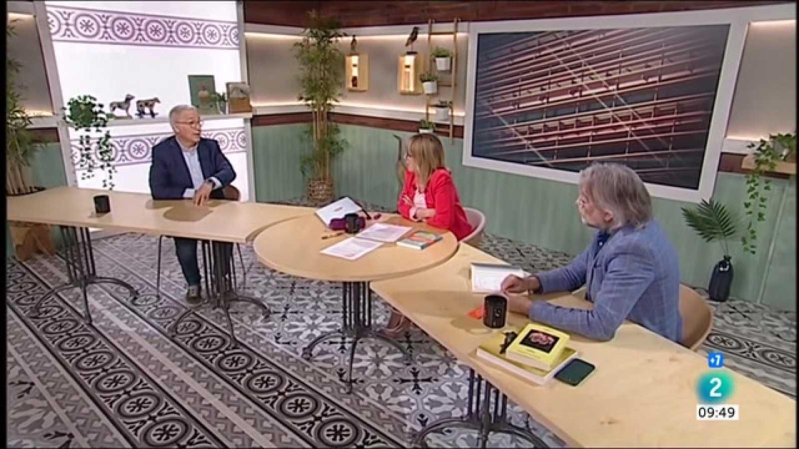 Cafè d'idees - Germà Bel, posteleccions a Madrid i 'Intercambio de vidas'