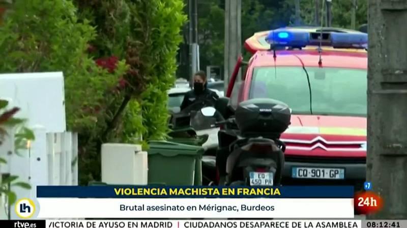 Brutal asesinato de una mujer por su ex marido en Francia