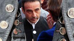 El polémico traje campero de Enrique Ponce