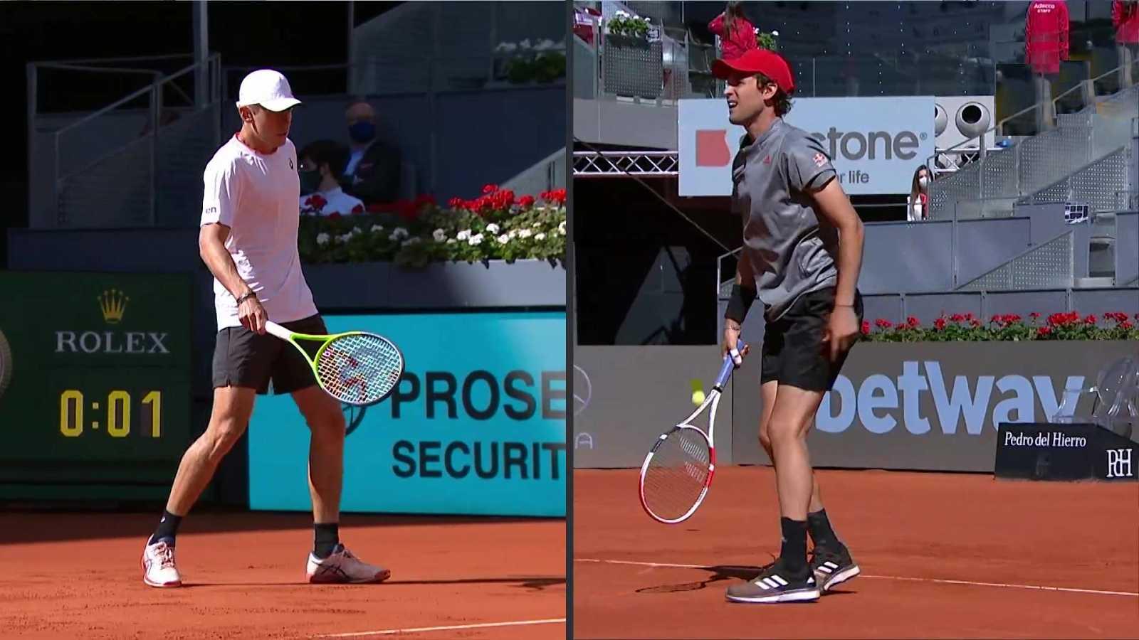 Tenis - ATP Mutua Madrid Open: Dominic Thiem - Alex de Minaur - ver ahora
