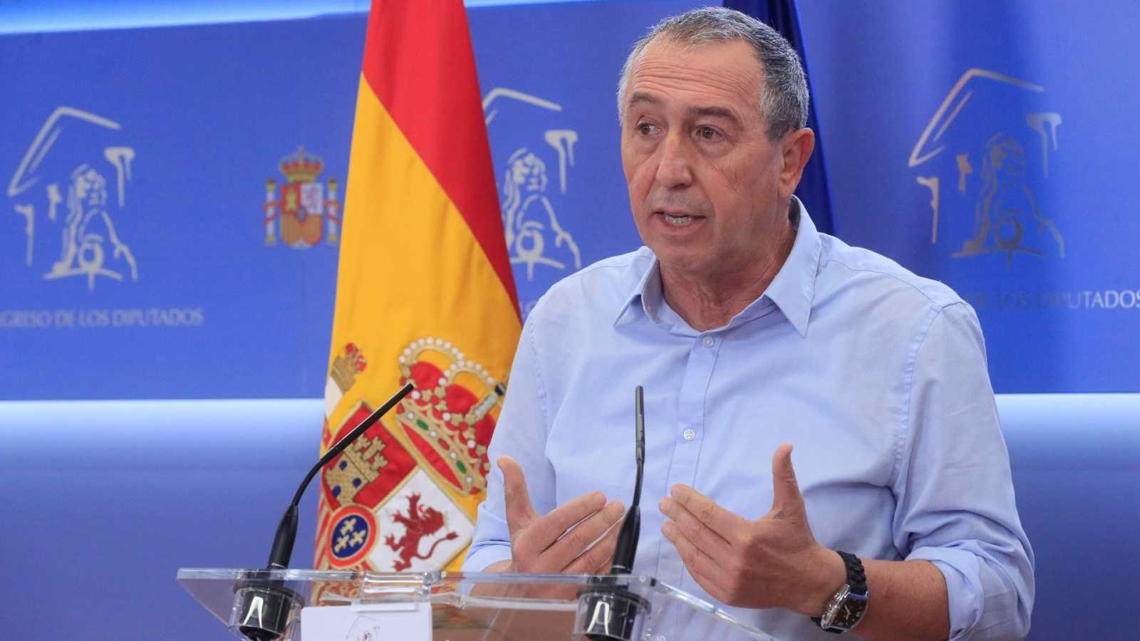 """Baldoví, sobre las elecciones en Madrid: """"Más que buscar culpa fuera, hay que buscarla dentro"""""""