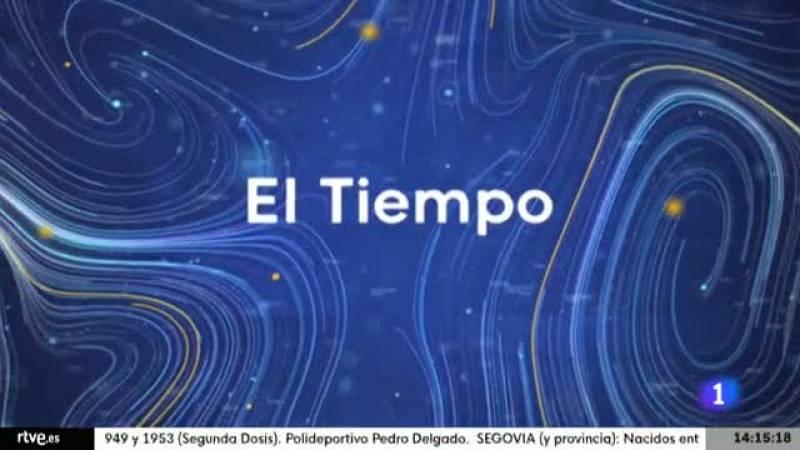 El tiempo en Castilla y León - 06/05/21