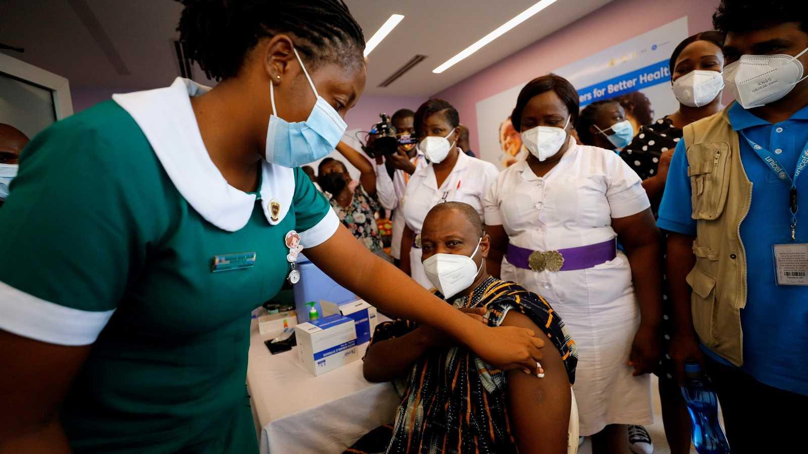 """Alianza para la Vacunación: suspender las patentes """"no va a solucionar gran cosa a corto plazo"""""""