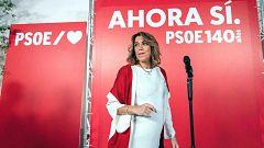 Susana Díaz se presentará a las primarias del PSOE en Andalucía