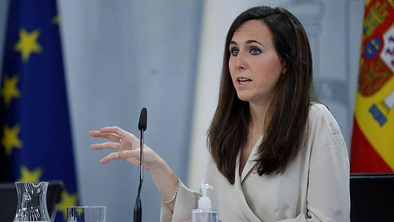 Ione Belarra se presentará para sustituir a Pablo Iglesias al frente de Unidas Podemos
