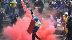 Las protestas contra el Gobierno de Colombia dejan al menos 24 muertos