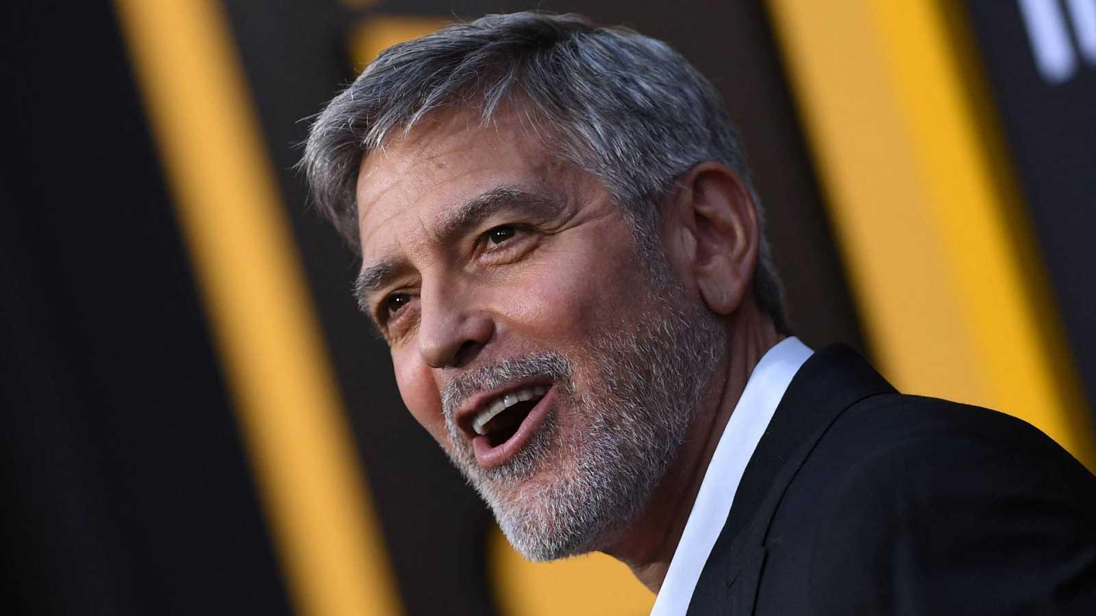 George Clooney cumple 60 años y volverá a rodar con Julia Roberts