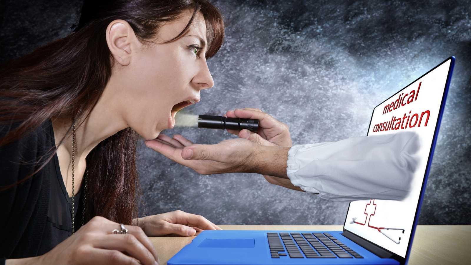 La disminución de las visitas al médico con motivo de la pandemia provoca un aumento de los cibercondríacos