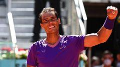 """Nadal: """"Necesito jugar agresivo y a mi mejor nivel para lo que viene"""""""