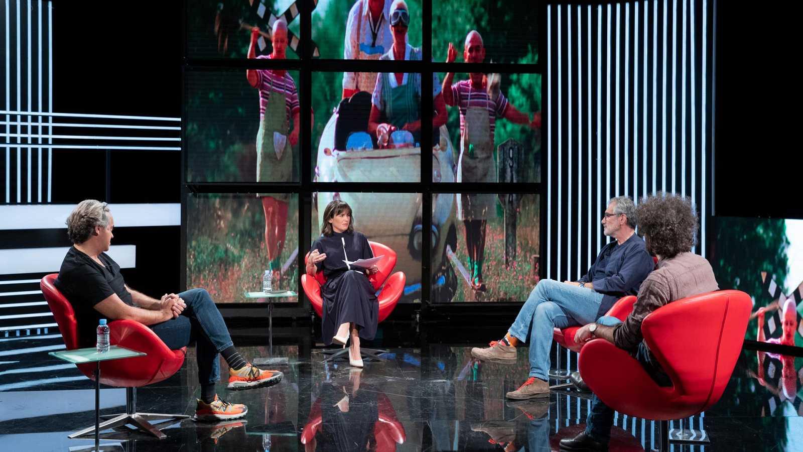 Historia de nuestro cine - Coloquio: Luis Ciges - ver ahora