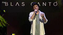 """Eurovisión 2021 - Actuación de Blas Cantó y """"La bohème"""""""