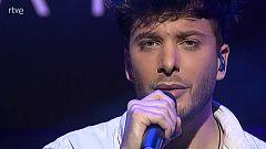 """Eurovisión 2021 - Actuación de Blas Cantó de """"Él no soy yo"""" e """"In your bed"""""""
