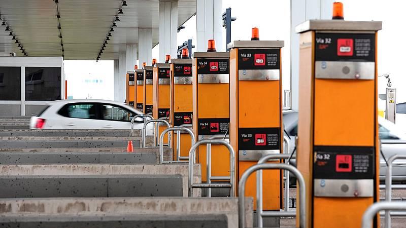 España plantea poner peajes en todas las autovías a partir de 2024