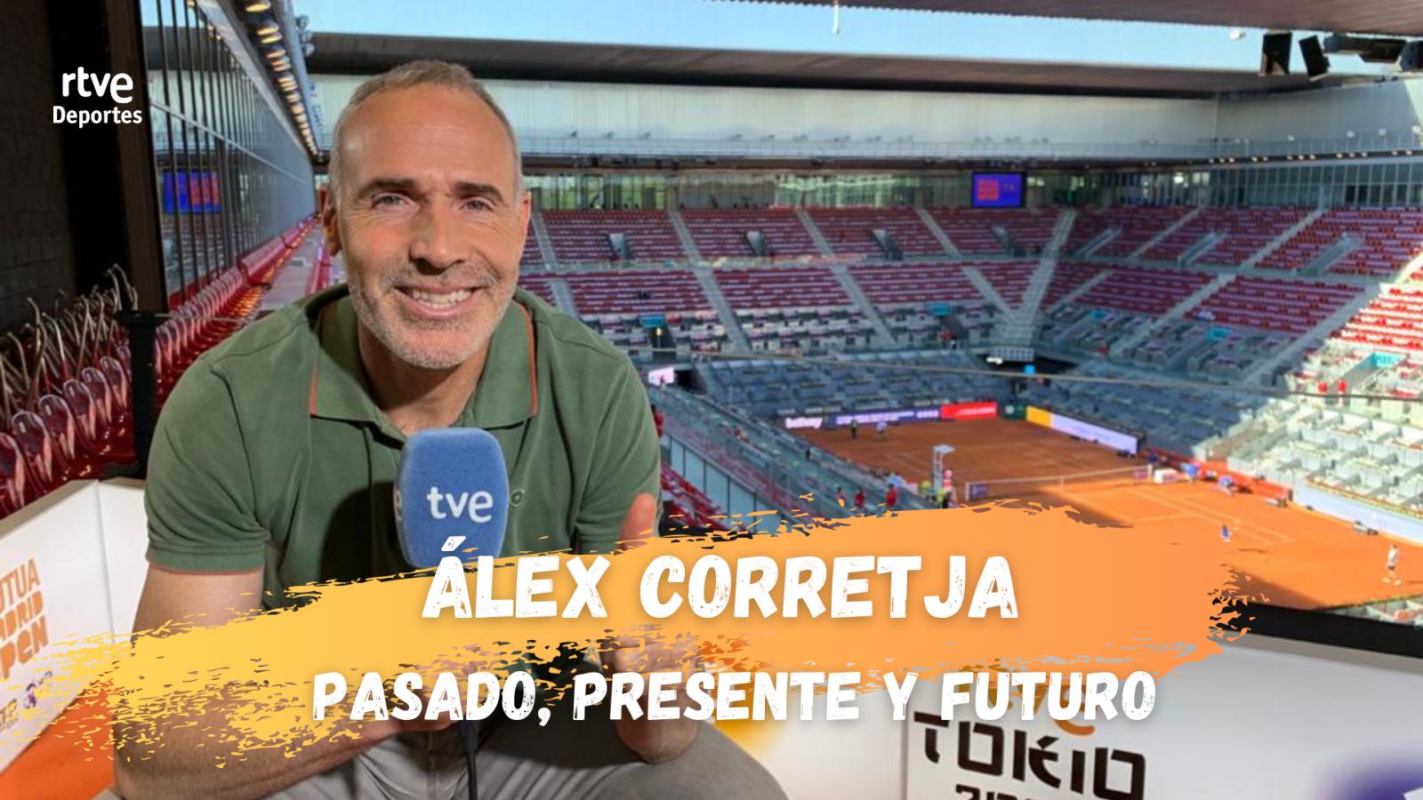 Álex Corretja: ¿Me quedó la espina de no haber ganado un Grand Slam¿